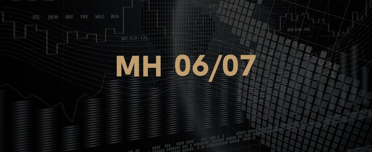 O Mercado Hoje – 06/07/2021