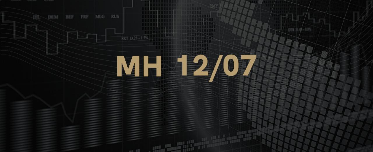 O Mercado Hoje – 12/07/2021