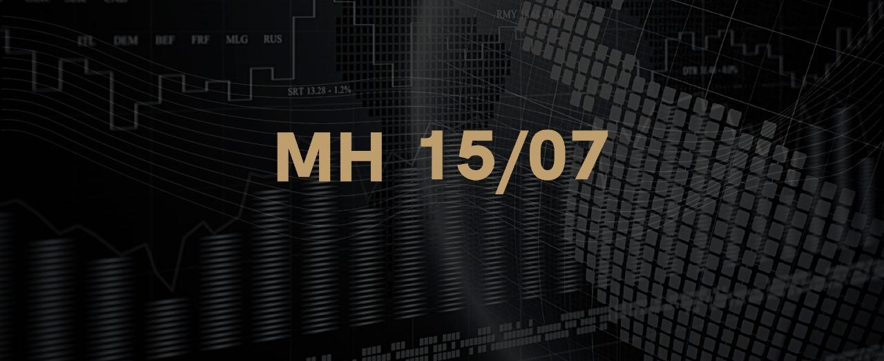 O Mercado Hoje – 15/07/2021