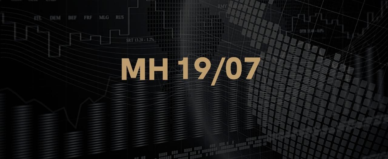 O Mercado Hoje – 19/07/2021