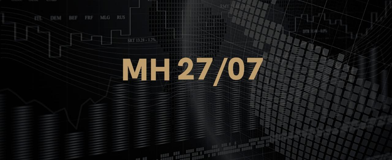 O Mercado Hoje – 27/07/2021