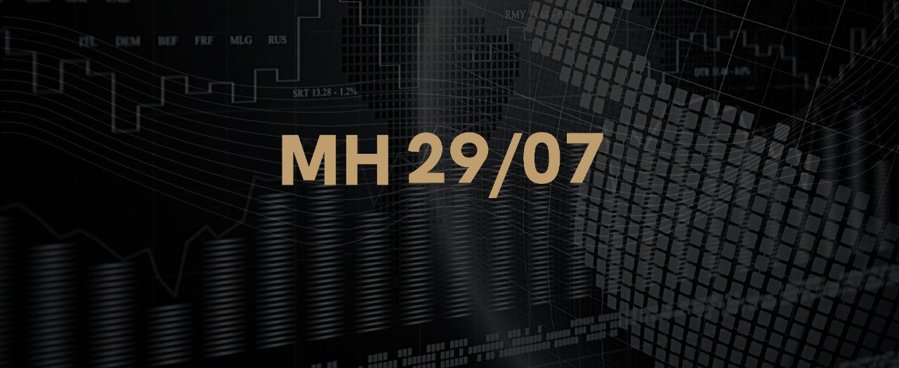 O Mercado Hoje – 29/07/2021