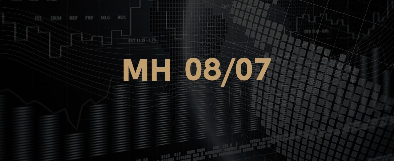 O Mercado Hoje – 08/07/2021