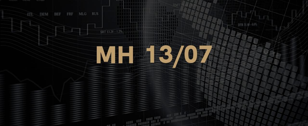 O Mercado Hoje – 13/07/2021