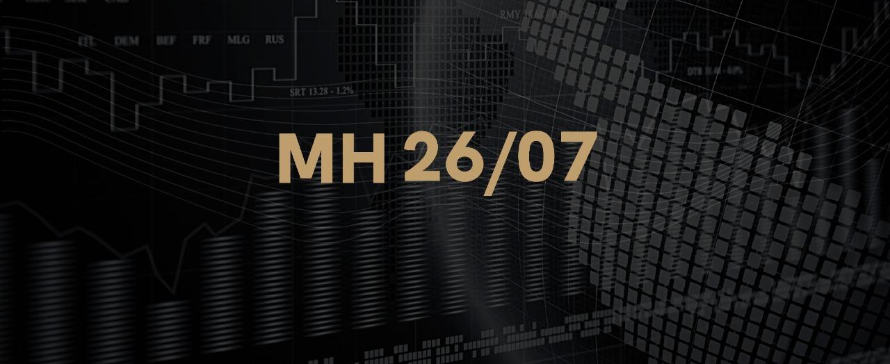 O Mercado Hoje – 26/07/2021