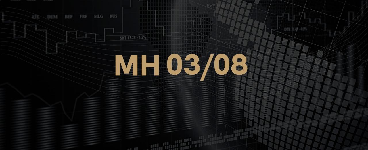 O Mercado Hoje – 03/08/2021