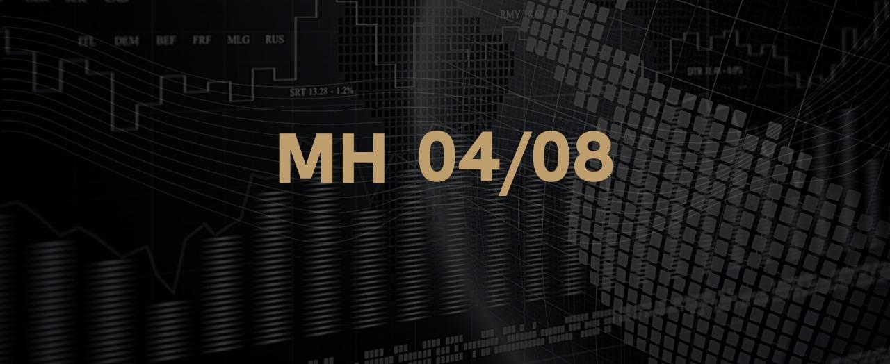 O Mercado Hoje – 04/08/2021