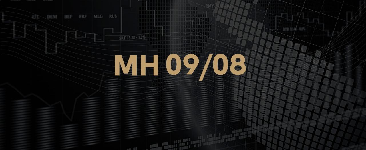 O Mercado Hoje – 09/08/2021