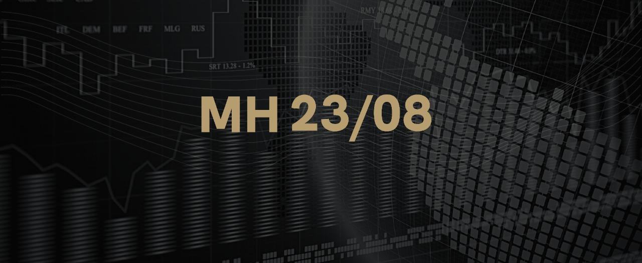 O Mercado Hoje – 23/08/2021