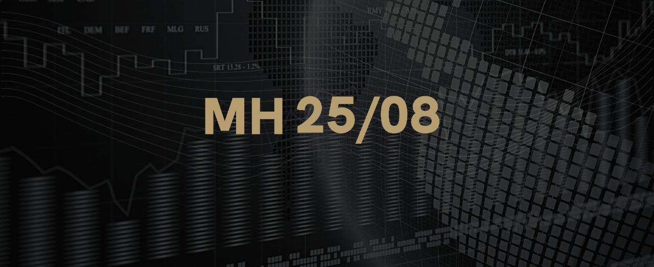 O Mercado Hoje – 25/08/2021