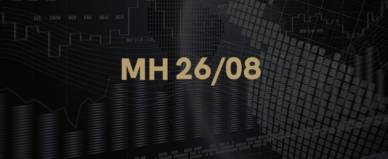 O Mercado Hoje – 26/08/2021