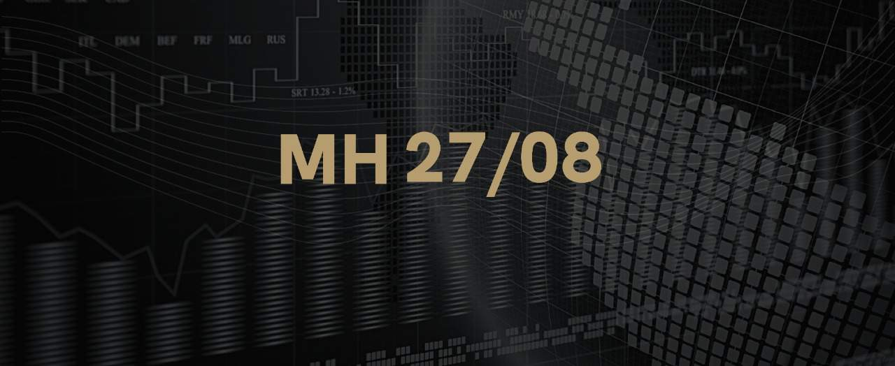 O Mercado Hoje – 27/08/2021