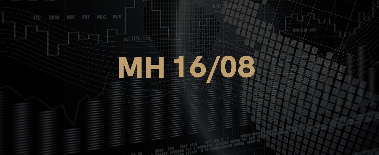 O Mercado Hoje – 16/08/2021